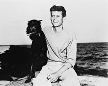 This is an image of 163405 John F.Kennedy Photograph & Poster