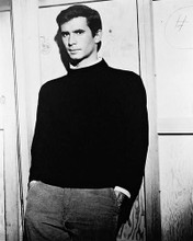 This is an image of 163453 Anthony Perkins Photograph & Poster