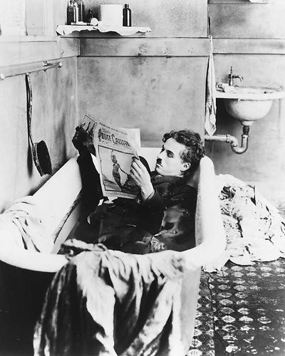 This is an image of 163572 Charlie Chaplin Photograph & Poster