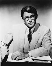 This is an image of 163659 Gregory Peck Photograph & Poster