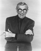 This is an image of 164976 George Burns Photograph & Poster