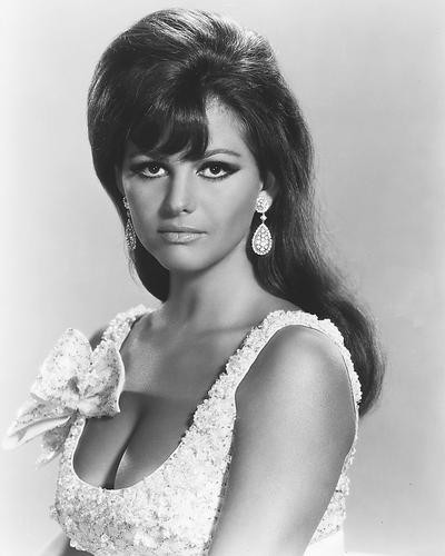 This is an image of 165180 Claudia Cardinale Photograph & Poster