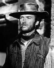 This is an image of 165200 Clint Eastwood Photograph & Poster