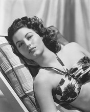 This is an image of 165206 Ava Gardner Photograph & Poster