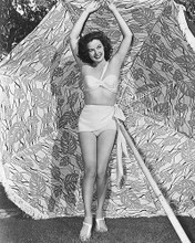 This is an image of 165417 Susan Hayward Photograph & Poster
