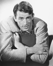 This is an image of 165447 Gregory Peck Photograph & Poster