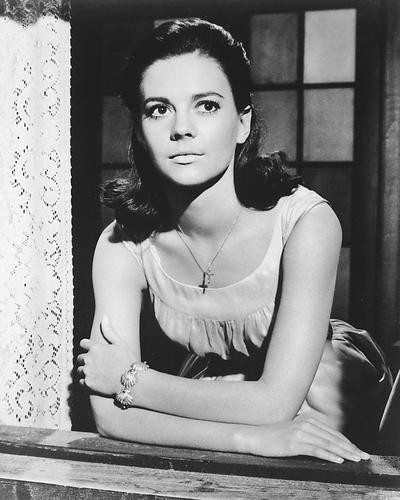 This is an image of 165470 Natalie Wood Photograph & Poster