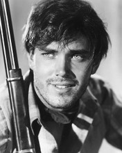 This is an image of 165818 Jeffrey Hunter Photograph & Poster