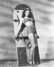 This is an image of 165902 Yvonne De Carlo Photograph & Poster