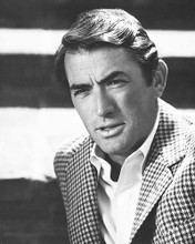 This is an image of 165956 Gregory Peck Photograph & Poster