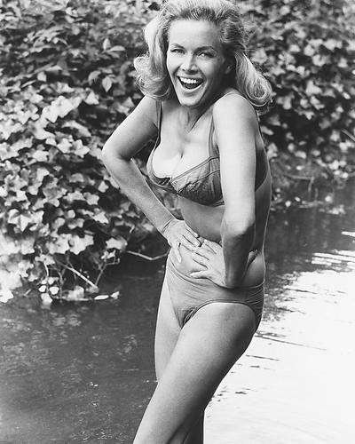 This is an image of 166718 Honor Blackman Photograph & Poster