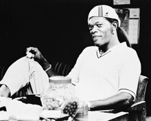 This is an image of 166927 Samuel L.Jackson Photograph & Poster