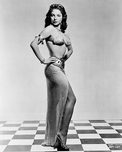 This is an image of 167373 Joan Collins Photograph & Poster
