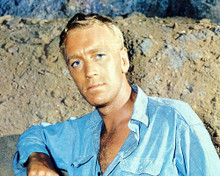 This is an image of 267550 Max Von Sydow Photograph & Poster