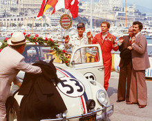 This is an image of 269671 Herbie Goes to Monte Carlo Photograph & Poster