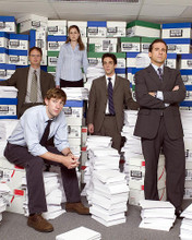 This is an image of 274646 The Office Usa Photograph & Poster