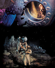 This is an image of 277760 First Men in the Moon Photograph & Poster