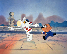 This is an image of 275616 Danger Mouse Photograph & Poster