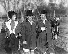 This is an image of 173576 The Three Stooges Photograph & Poster
