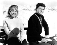 This is an image of 193044 Ski Party Photograph & Poster