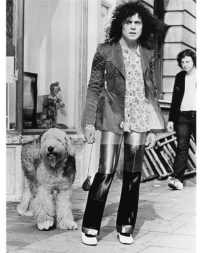 This is an image of 175339 Marc Bolan Photograph & Poster