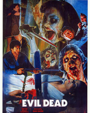 This is an image of 276023 Evil Dead Photograph & Poster
