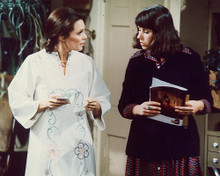This is an image of 255293 Valerie Harper & Julie Kavner Photograph & Poster