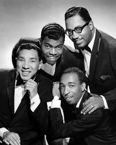 This is an image of 197059 Smokey Robinson and the Miracles Photograph & Poster