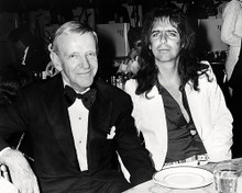 This is an image of 197215 Alice Cooper and Fred Astaire Photograph & Poster