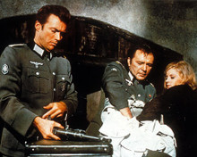 This is an image of 280150 Where Eagles Dare Photograph & Poster