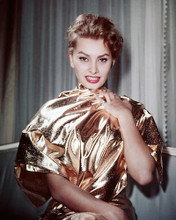This is an image of 280982 Sophia Loren Photograph & Poster