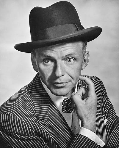 This is an image of 190325 Frank Sinatra Photograph & Poster