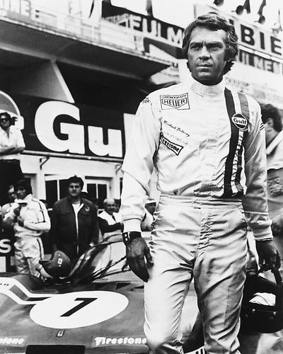 This is an image of 190589 Steve McQueen Photograph & Poster