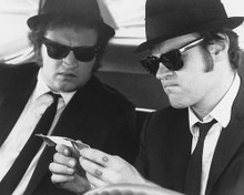 This is an image of 190451 The Blues Brothers Photograph & Poster
