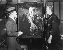 This is an image of 190723 Boris Karloff Photograph & Poster