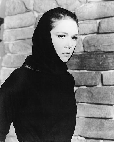 This is an image of 190757 Diana Rigg Photograph & Poster