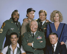 This is an image of 281184 The A-Team Photograph & Poster