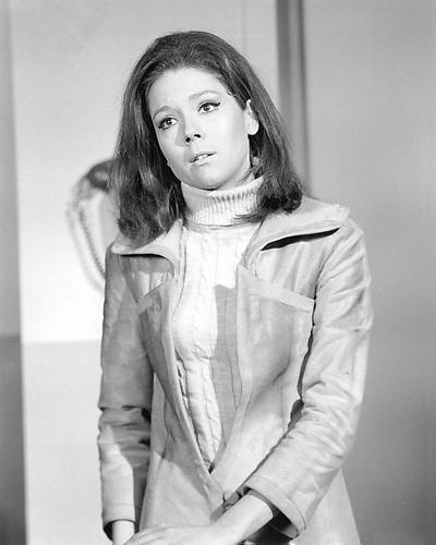 This is an image of 191264 Diana Rigg Photograph & Poster