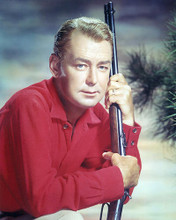 This is an image of 281296 Alan Ladd Photograph & Poster