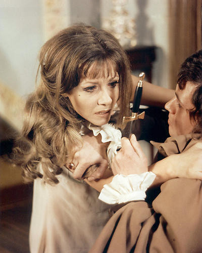 This is an image of 281303 Ingrid Pitt Photograph & Poster