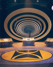 This is an image of 281560 The Time Tunnel Photograph & Poster