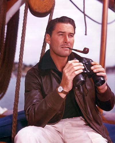 This is an image of 281578 Errol Flynn Photograph & Poster