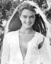 This is an image of 191375 Brooke Shields Photograph & Poster