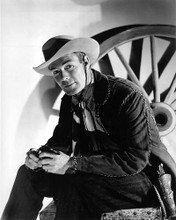 This is an image of 191424 Randolph Scott Photograph & Poster