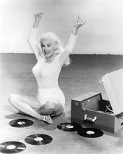 This is an image of 191483 Mamie Van Doren Photograph & Poster