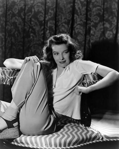 This is an image of 191837 Katharine Hepburn Photograph & Poster