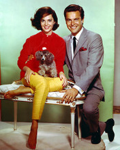 This is an image of 281794 Natalie Wood and Robert Wagner Photograph & Poster