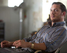 This is an image of 281686 Tom Hardy Photograph & Poster