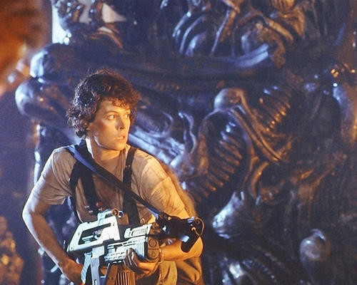 This is an image of 281748 Sigourney Weaver Photograph & Poster