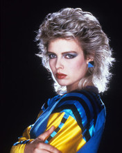 This is an image of 281914 Kim Wilde Photograph & Poster